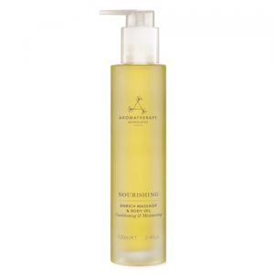 AROMATHERAPY ASSOCIATES - Nourishing Enrich Massage & Body Oil - Odżywczy olejek o bogatej formule do masażu ciała (100ml)