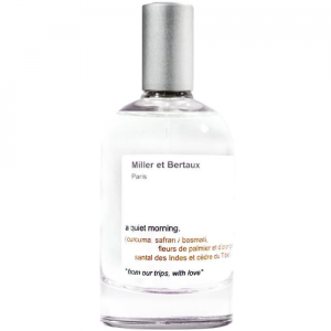 Miller et Bertaux - A Quiet Morning - Woda perfumowana (100ml)