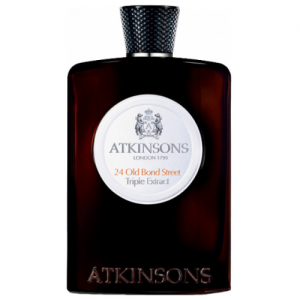Atkinsons The Emblematic Collection 24 Old Bond Street Triple Extract - Woda kolońska 100ml