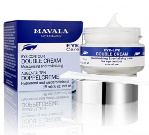 MAVALA - Double Cream - Eye contour - Krem pod oczy (15ml)