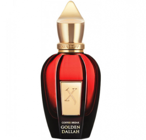 Xerjoff Coffee Break Golden Dallah - perfumy 50 ml