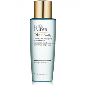 Estée Lauder - Take It Away LongWear Eye and Lip Makeup Remover - Delikatny płyn do demakijażu oczu i ust (100ml)
