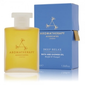 AROMATHERAPY ASSOCIATES - Deep Relax Bath and Shower Oil - Głęboko relaksujący olejek do kąpieli 55ml