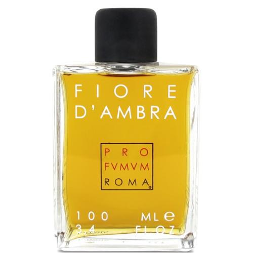 profumum roma fiore d'ambra