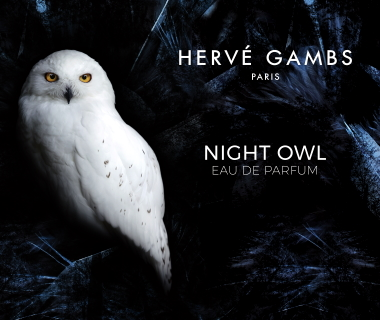 Perfumy niszowe Herve Gambs Night Owl - Perfumeria tigerandbear